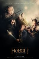 Desolation of Smaug fan poster 3 by crqsf