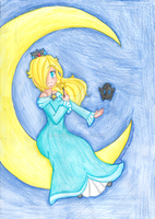 Day 1 - Rosalina by Juliana1121