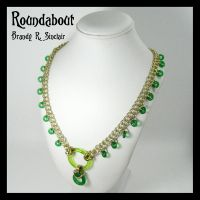 Roundabout - Necklace by crazed-fangirl