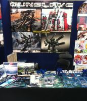 Sooooo, yep, I went to the Supanova Expo... by Foxi-5