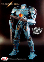 Gipsy Danger Pacific Rim by ACCustomFiguresACCF