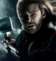 THOR. by superfizz
