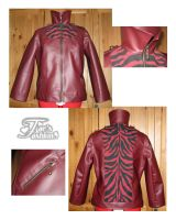 'Travis Touchdown' JAcket by FaesFashions