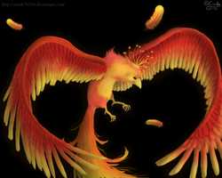 Phoenix by Cicide76536
