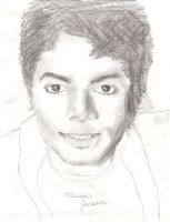 michael jackson by wolverineluver45