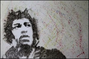 Jimi... by candysamuels