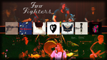 Foo Fighters Discography 02 by Crash36
