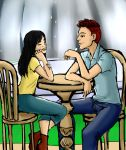 Romantic Date by artistic18