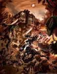 Conquest of Armageddon Cover by KlausScherwinski