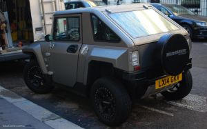 MEV Hummer HX by ShadowPhotography
