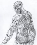 Ultron by WhatProductions