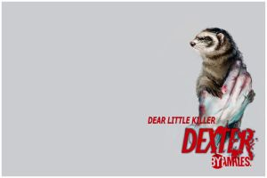 Hello, ferret Dexter! by Amales