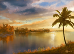 Lake Nona by Sillybilly60