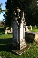 More Graves 4 by GothicBohemianStock