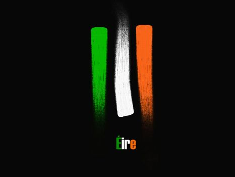 Flags Project 1 Eire by ugurkiran
