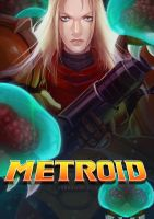 METROID by VonHollde