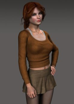 Hannah - Introduction by Torqual3D