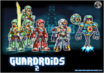Guardroids 2 by saturnthereploid