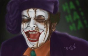 Joker by DanloS