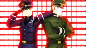 [MMD] [APH] GLIDE (with link!) ((and downloads)) by Matthew-Belishmidt