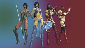 Mortal Kombat Assassins by SpritesGalore