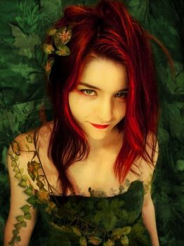 PoisonIvy by PoisonousFox