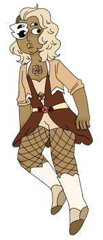 RRO - Desert Rose Fusion by ANannyMouse3