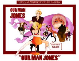 APH- Our Man Jones by twilitprincesses