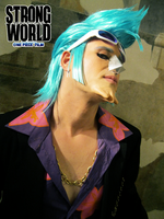 Franky III - STRONG WORLD by drwarumono