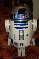 R2D2 by deaus