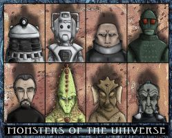 Monsters of the Universe V.2 by Expression