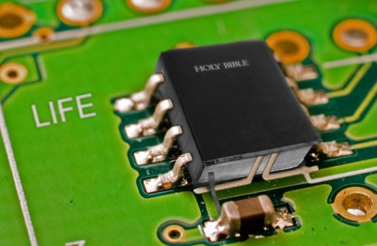 Bible Chip by FarawayPictures