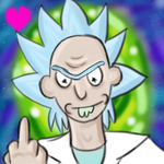Rick icon by Cians-Sacred-Lair