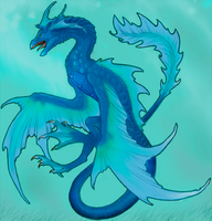 Sea Dragon_edit1 by DragonnessMekolai
