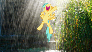 Raindrops by SappCup
