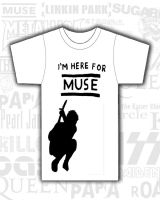muse t-shirt design by TeapotMysteries