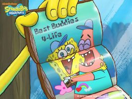 112984-spongebob-the-best-sponge-and-patrick-frien by cadefoster