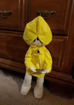 six plush, little nightmares by Melle-d