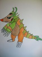 Chespin's Final Evolution??? by Brawl483