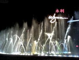 Wynn Water Show by AsianDomination