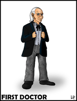 First Doctor v.2 by 94cape69