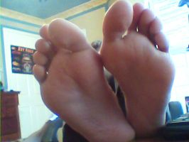 my feet #8 by BarefootBro