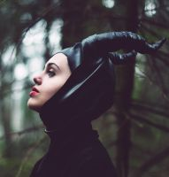 Maleficent by ShadowNek