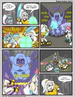 DUNGEON CRALWERS, Page 6 by AbeSedecim