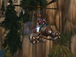 World of Warcraft - I Got A Flying Machine by Gery850