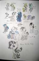 The family tree by BeeTrue