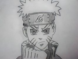 naruto by mohamed-elsayad