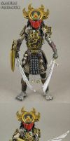 Samurai Predator Action Figure Custom by Jin-Saotome