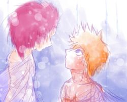 Axel x Roxas - What we dream by Filly777