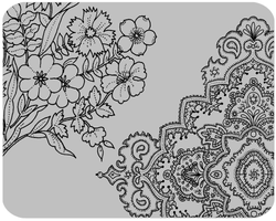 florals and paisleys by masterjinn